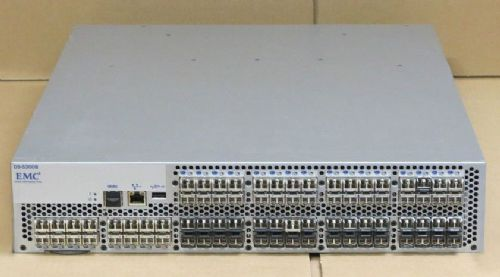 Brocade EMC DS-5300B 5300 80 Port Active 8Gb FC Switch EM-5320-0000 80x8Gb SFP's